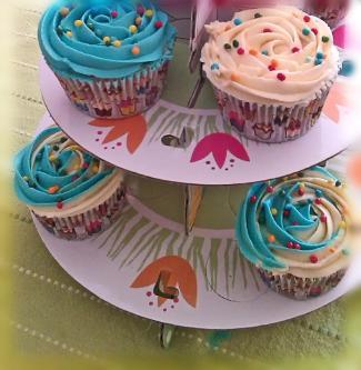 Cupcakes regalo despedida de soltera