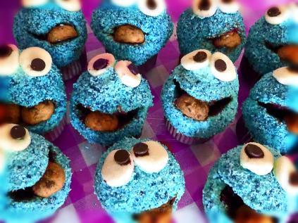 Cupcakes regalo premamá
